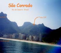 Sao Conrado Fluggelände